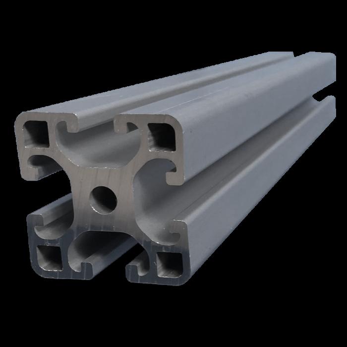 Aluminiumprofil 8 Item